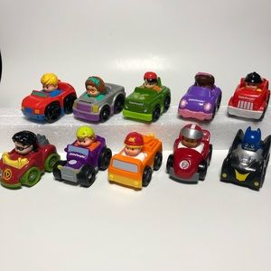 Fisher Price Little People Vehicle Assortment